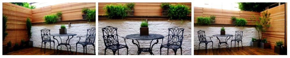 Blandfield Courtyard